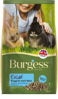 Burgess Excel trušu barības apskats - majastrusis.lv