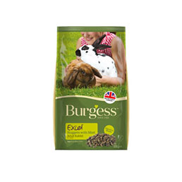 Burgess Excel Adult Rabbit